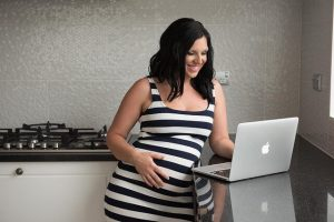 עבודה בהריון