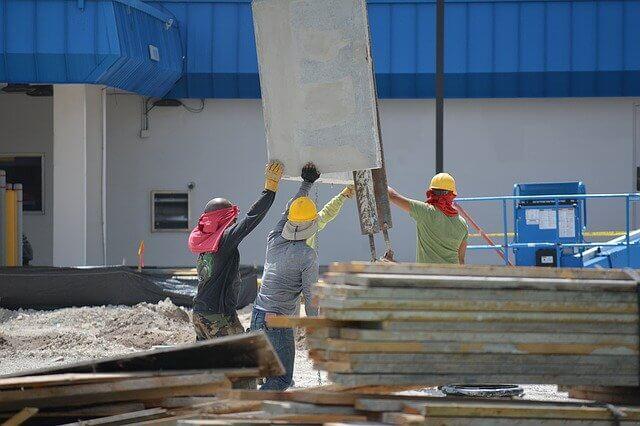 תקנות בטיחות חברת בנייה